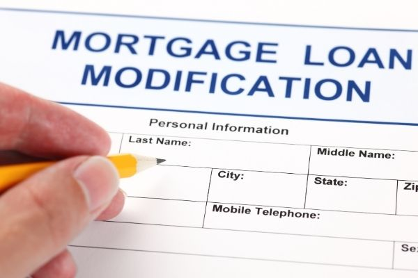 Loan Modofocation to Avoid Foreclosure in Mesquite TX