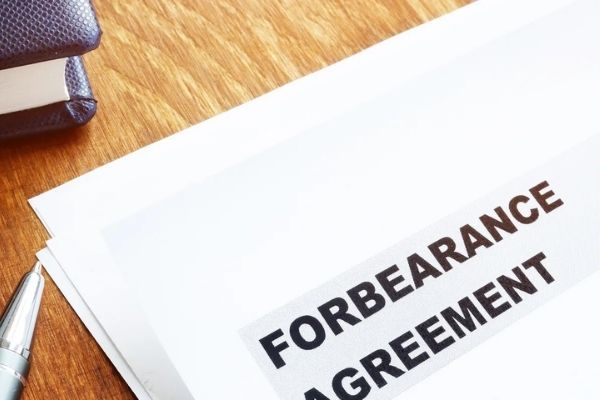 Forebearance plan to avoid foreclosure in Mesquite TX